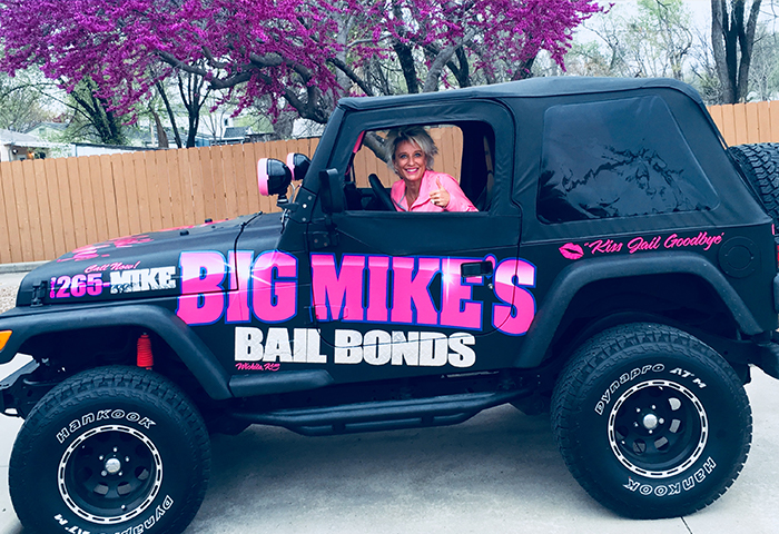 Your Wichita Bondsman