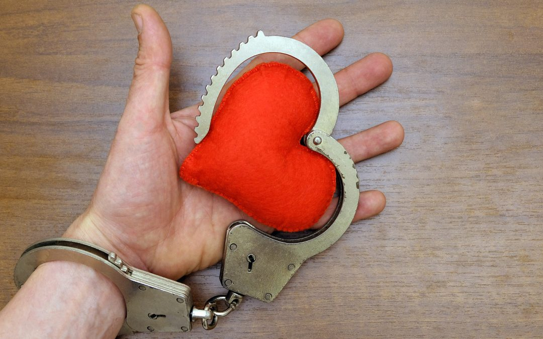 Arrested on Valentines Day