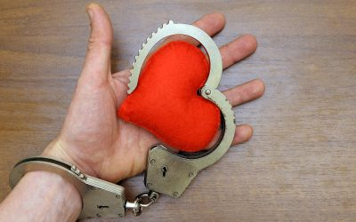 Arrested on Valentine's Day