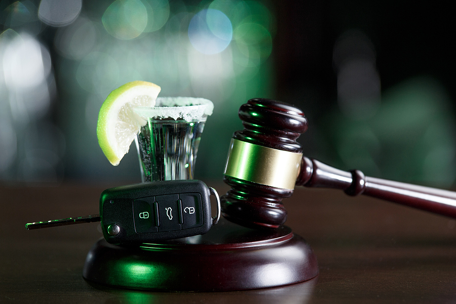 Process for a DUI